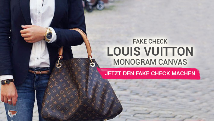 Fake Check: Louis Vuitton
